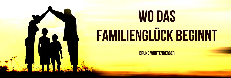 Bewusstseins-VLOG - Wo das Familienglück beginnt