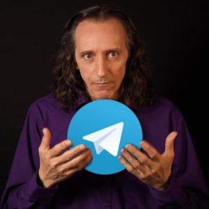 Bruno Bewusstseins VLOG Telegram